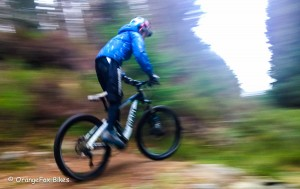 Cycling throughout the Highlands helping you develop your bike skills.